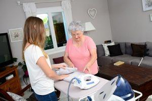Service d'aide à domicile proposé par l'ASAD Seine Essonne